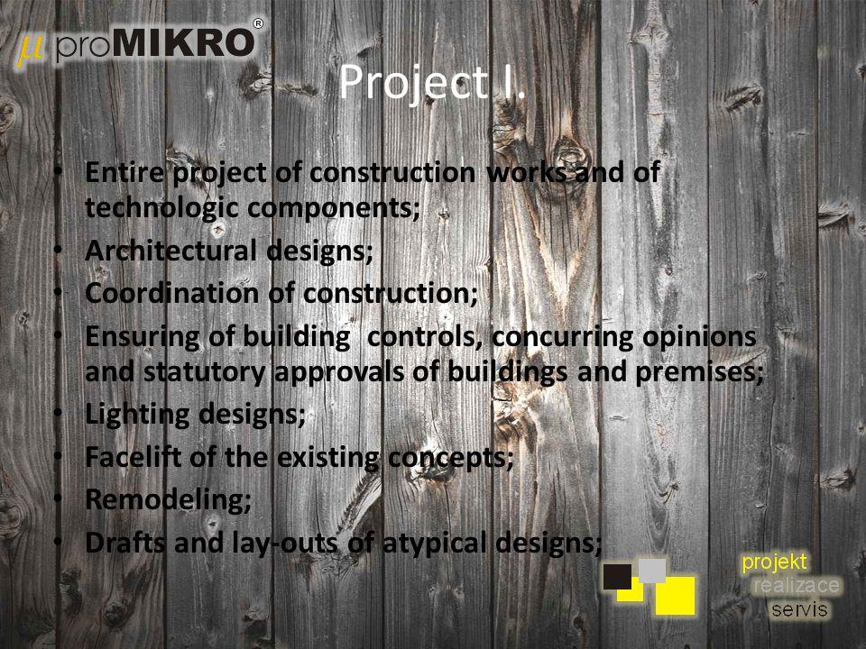 Project II.