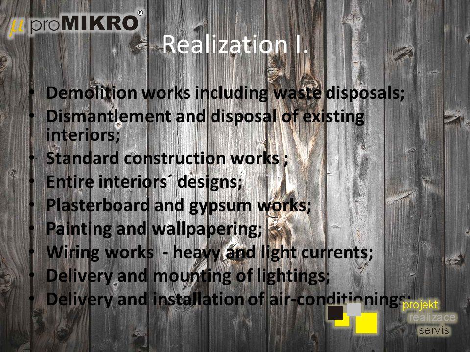 Realization II.