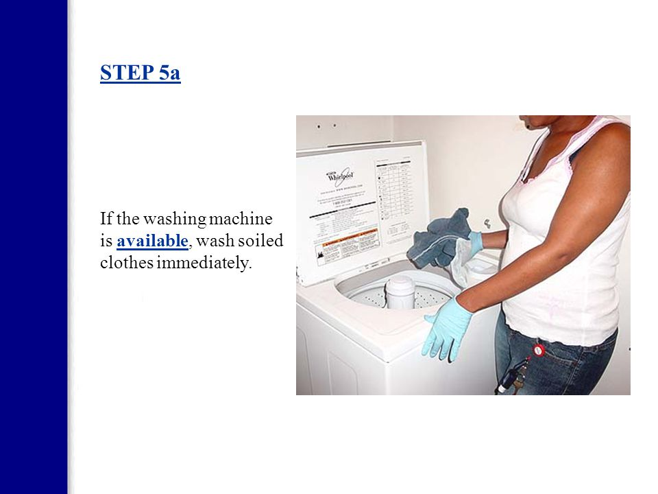 STEP 4 Clean hopper or commode with an EPA- approved disinfectant (Spectr-O-Cide).