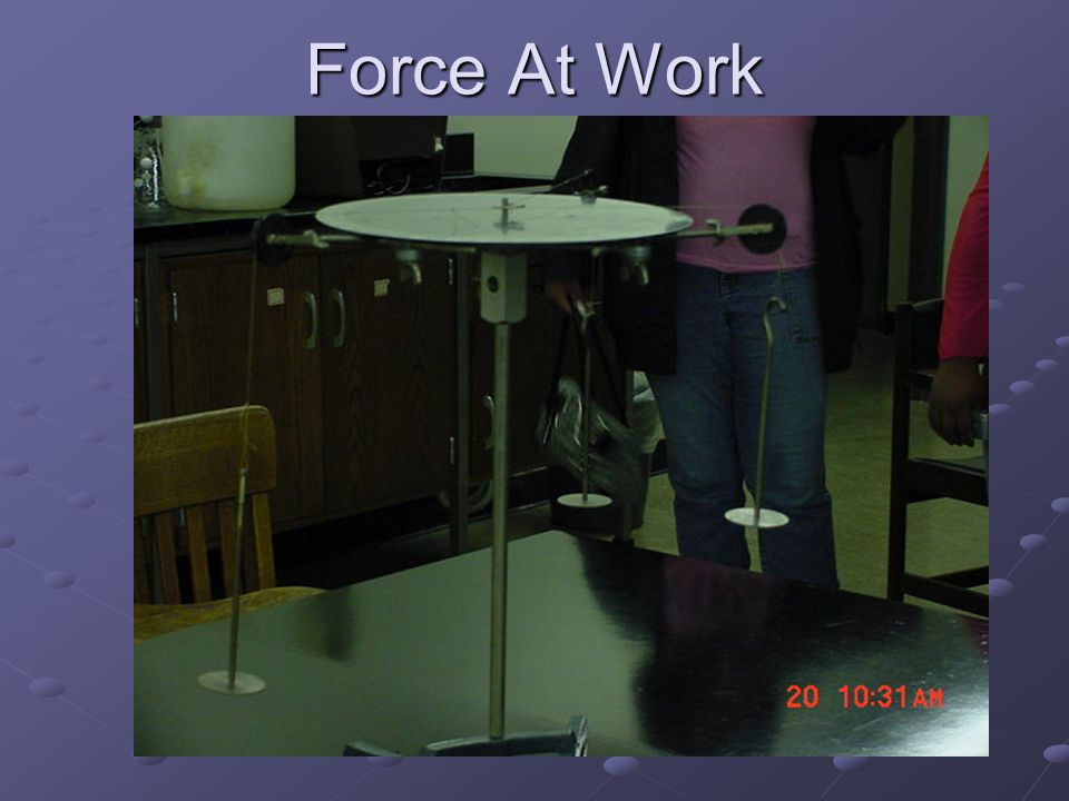 Force At Work