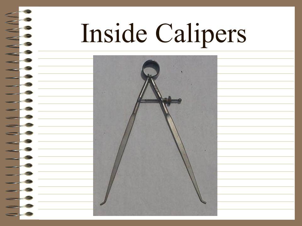 Inside Calipers
