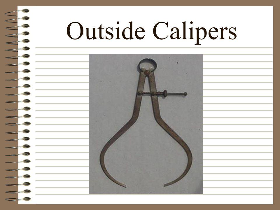 Outside Calipers