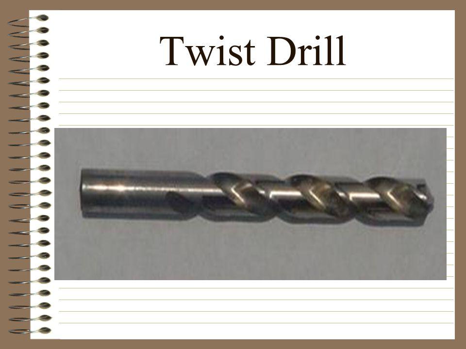 Twist Drill