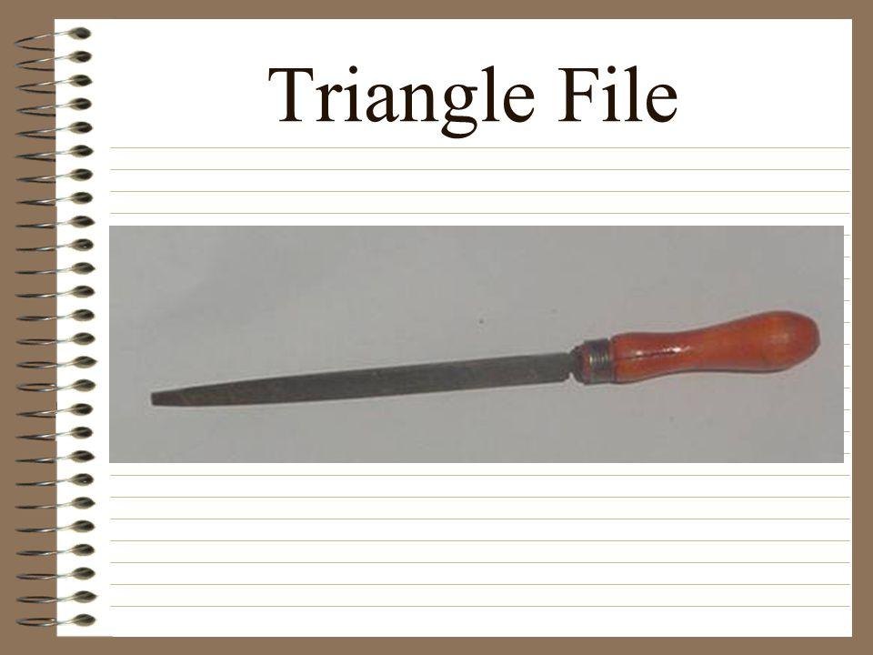 Triangle File