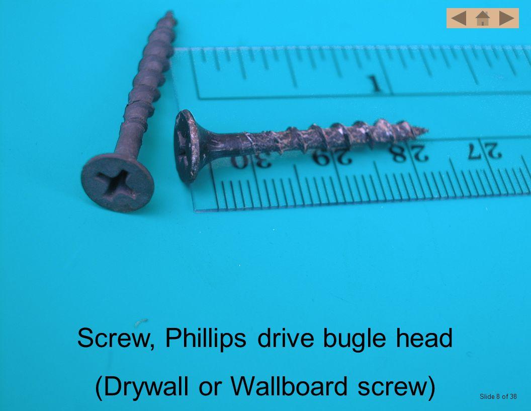 Screw, eye Slide 29 of 38