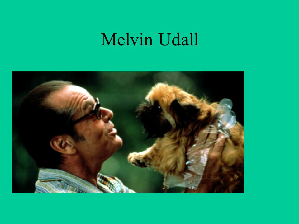 Melvin Udall