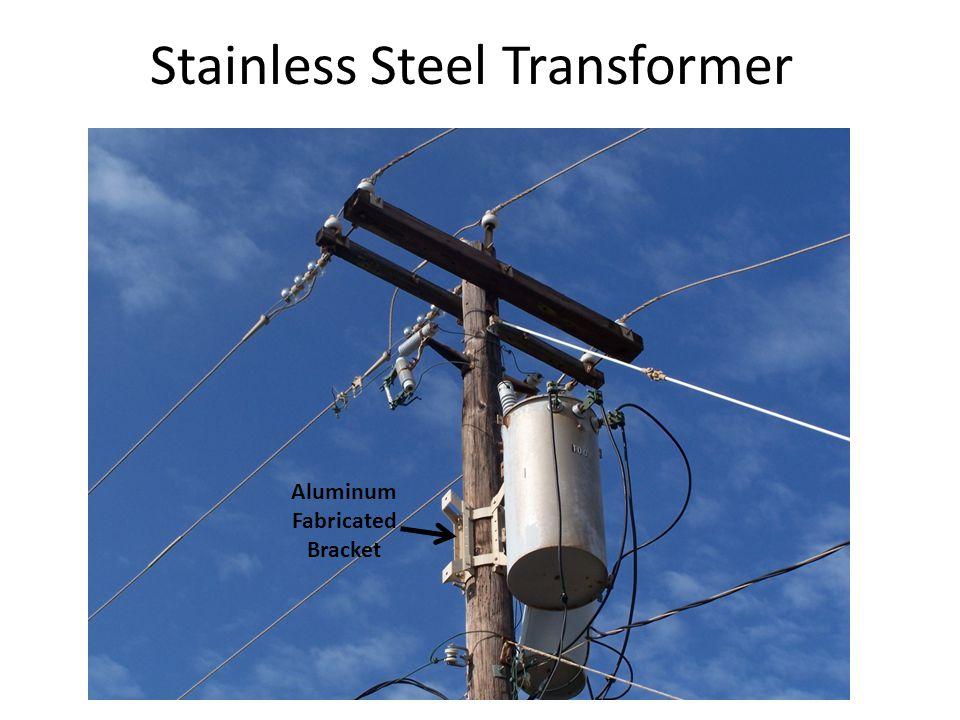 Stainless Steel Transformer Aluminum Fabricated Bracket