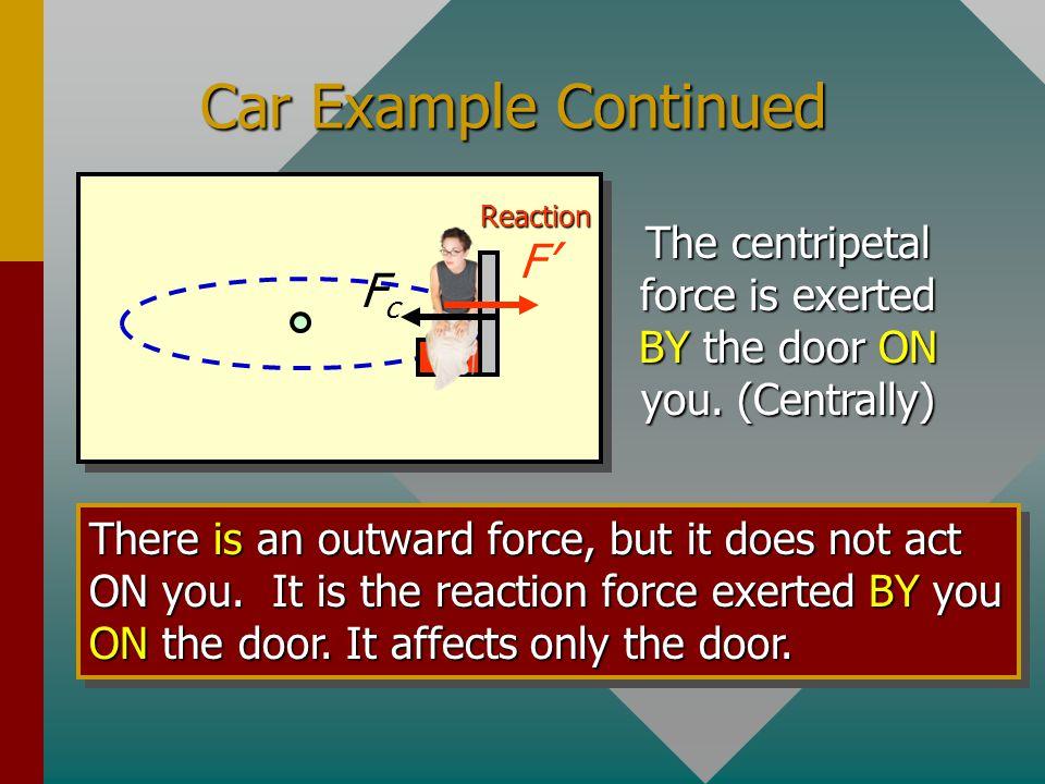 Example 5: A car negotiates a turn of radius 80 m.