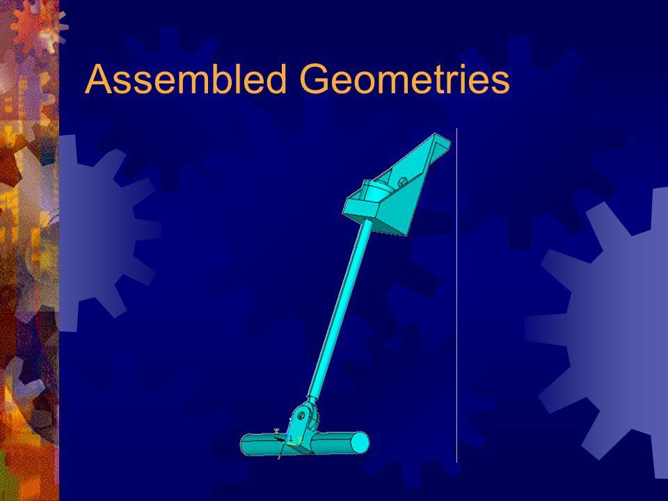 Assembled Geometries