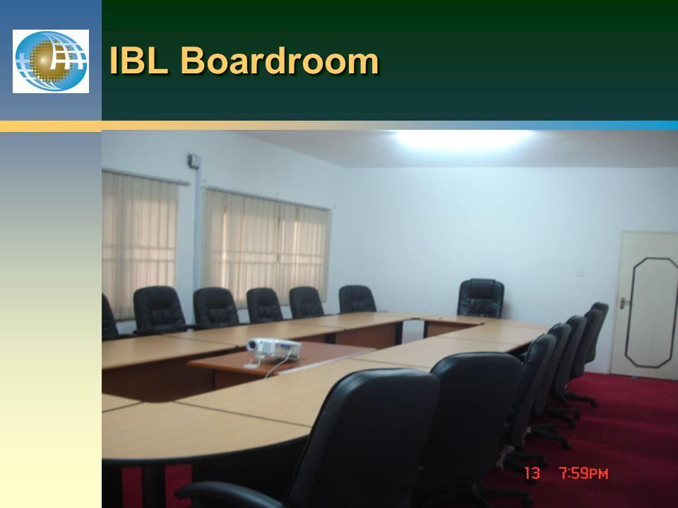 IBL Boardroom