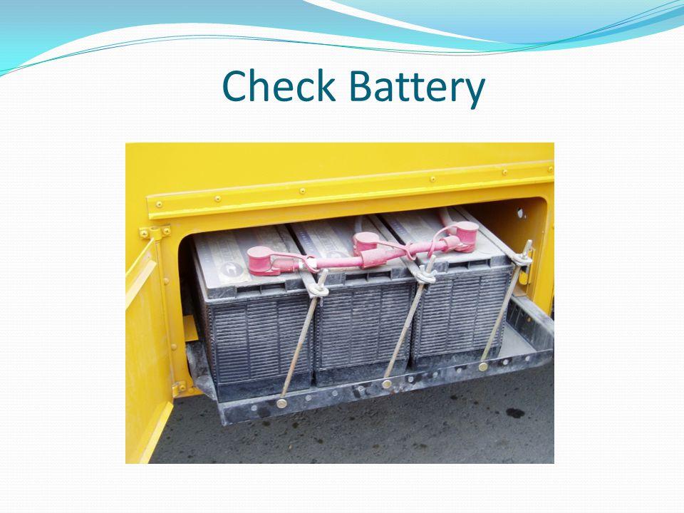 Check Battery