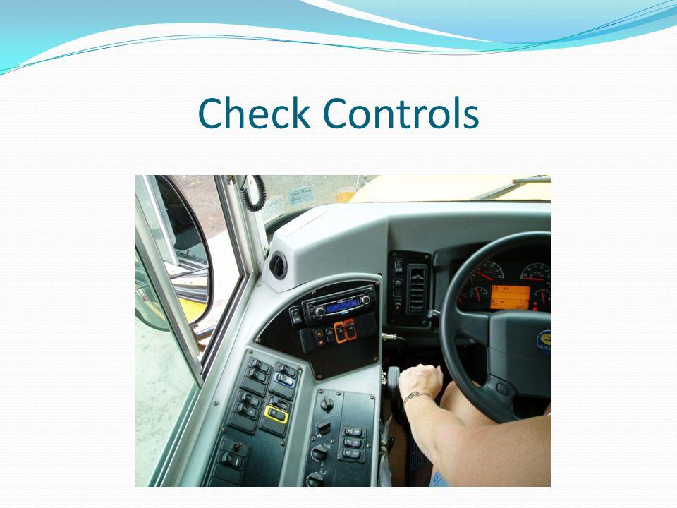 Check Controls