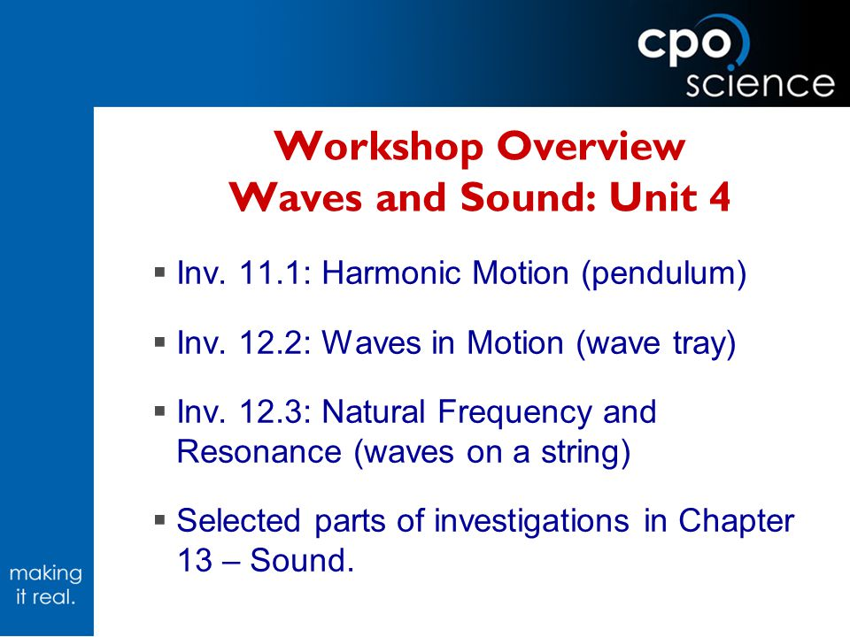 FREQUENCY x WAVELENGTH  Each Harmonic has a different frequency and wavelength  Frequency x Wavelength gives the same answer for ALL Harmonics  Cycles/Seconds x Meters/Cycle= Meters/Second which is a value for speed of the Wave on the string  If Frequency increases, Wavelength decreases and if Frequency decreases, Wavelength increases