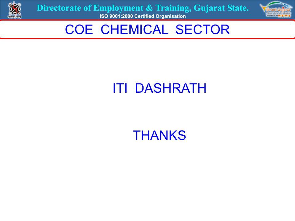 COE CHEMICAL SECTOR ITI DASHRATH THANKS