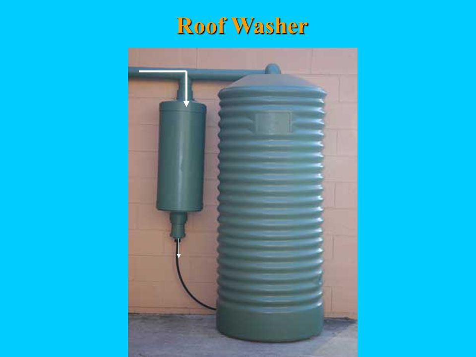 Roof Washer