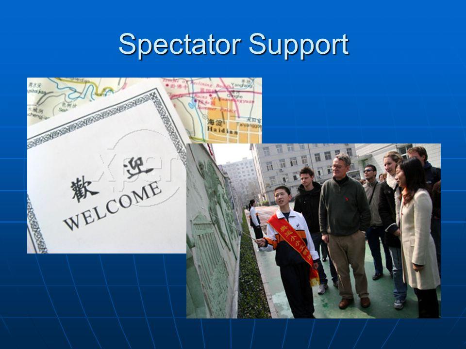 Spectator Support