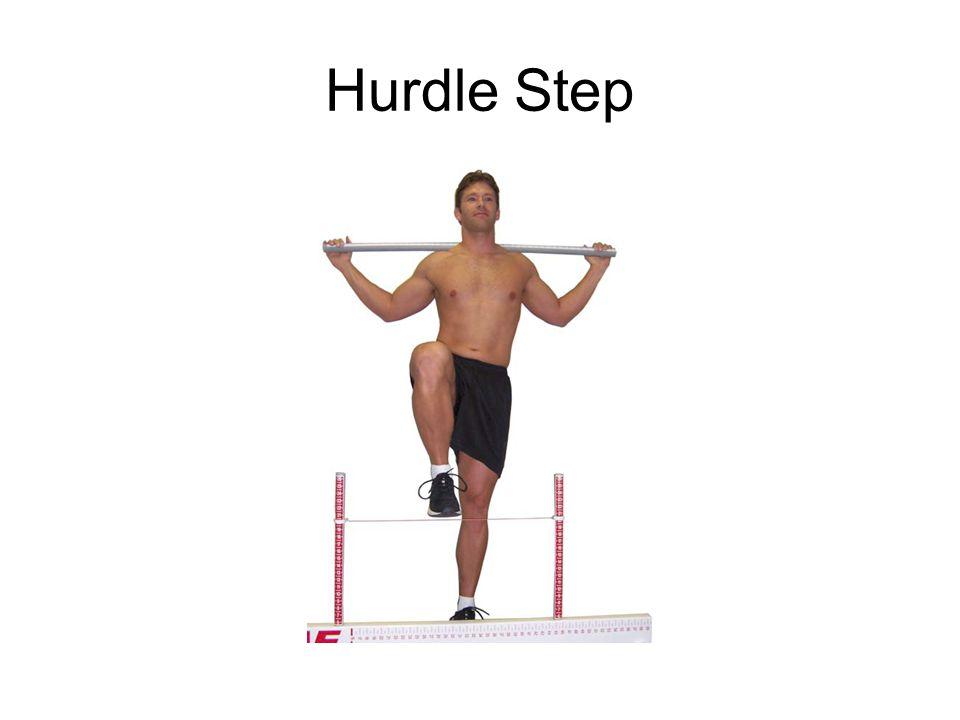 Hurdle Step