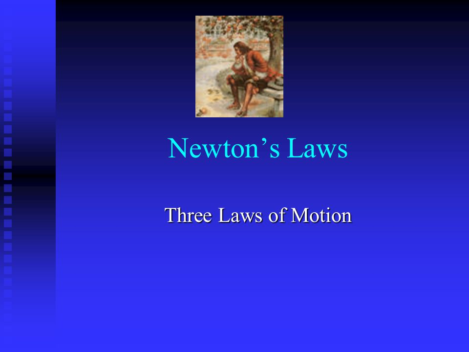 Newton's Third Law Forces always come in pairs Forces always come in pairs Two forces on different objects Two forces on different objects Every action has an equal and opposite reaction Every action has an equal and opposite reaction Whenever one object exerts a force on a second object, the second exerts an equal and opposite force on the first Whenever one object exerts a force on a second object, the second exerts an equal and opposite force on the first Example: hammer hits nail Example: hammer hits nail