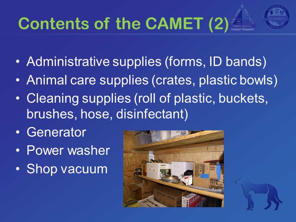 Shelter Training NC Animal Disaster Sheltering Resource web page: www.ncagr.gov/oep/sheltering