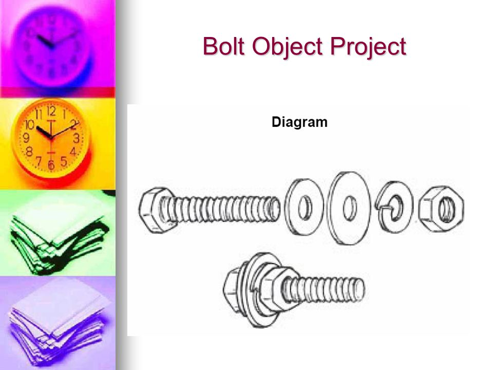 Bolt Object Project