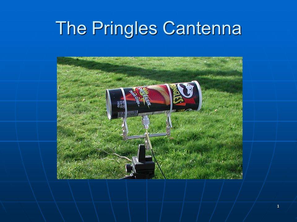 1 The Pringles Cantenna