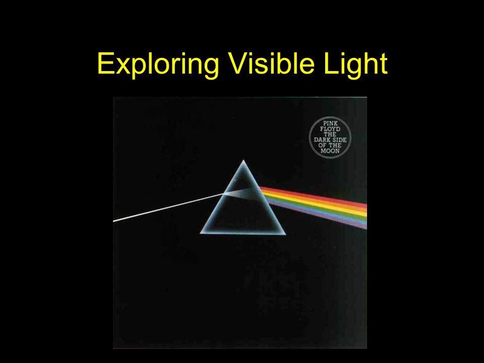 Exploring Visible Light
