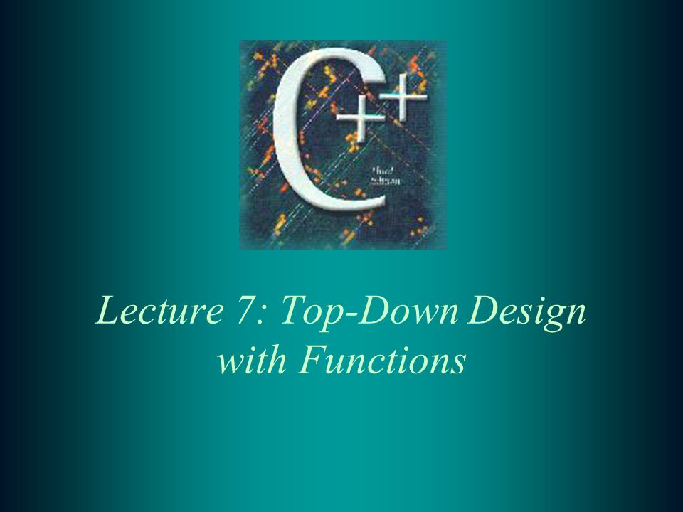 23 Why to use functions.Problem: Draw two houses.