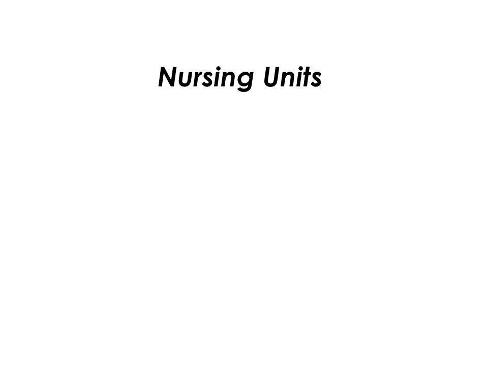 Nursing Units