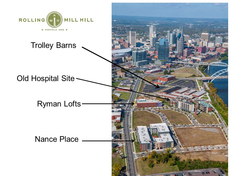 Ryman Lofts Trolley Barns Old Hospital Site Nance Place