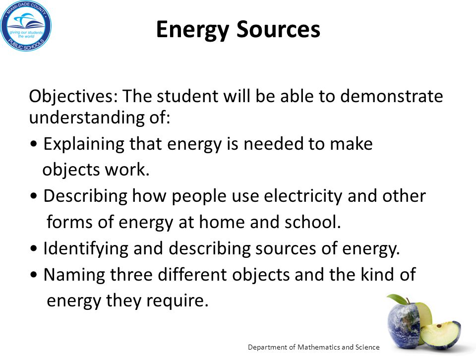 24 TAG Reflections T ell a fact you learned about energy.