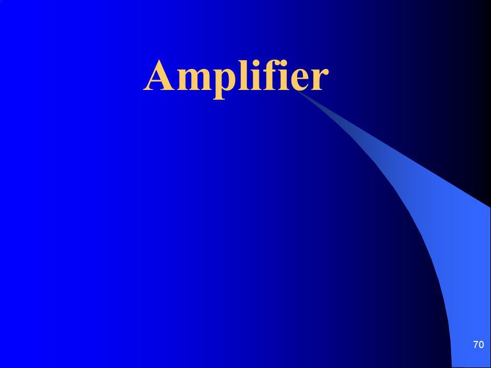 70 Amplifier
