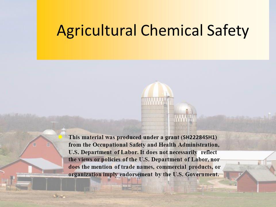 Statistics: Statistics: Involvement in Farming in the U.S.