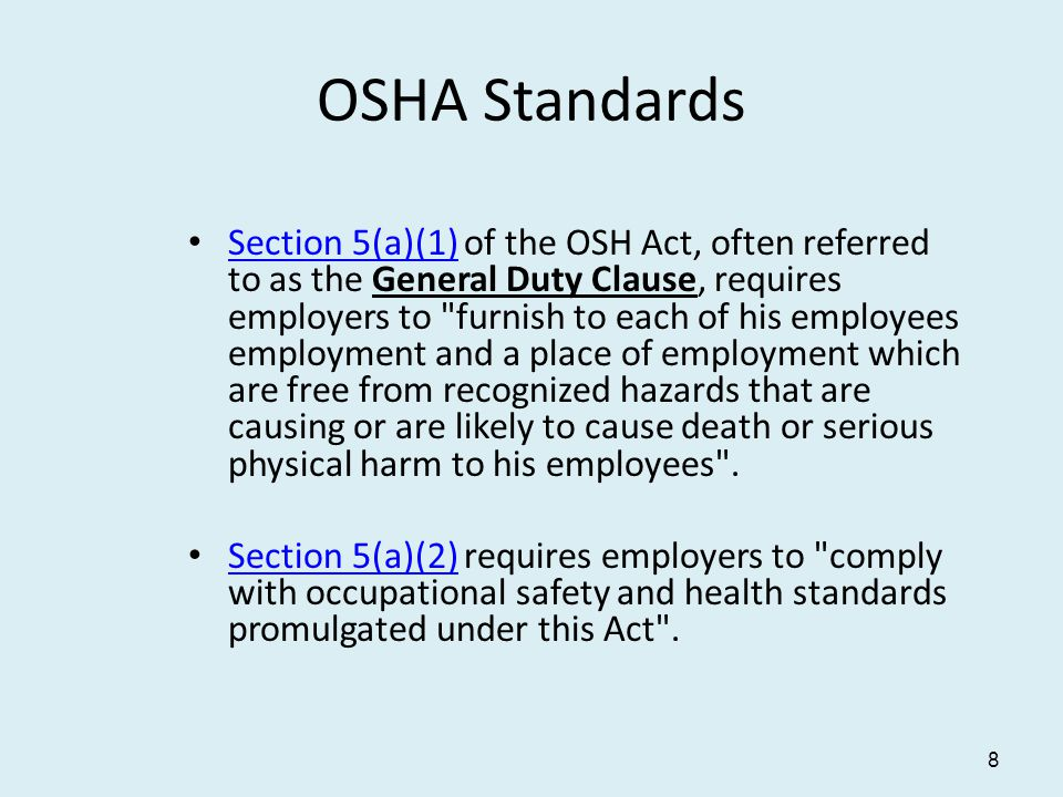 Disclaimers This material was produced under a grant (SH22284SH1) from the Occupational Safety and Health Administration, U.S.