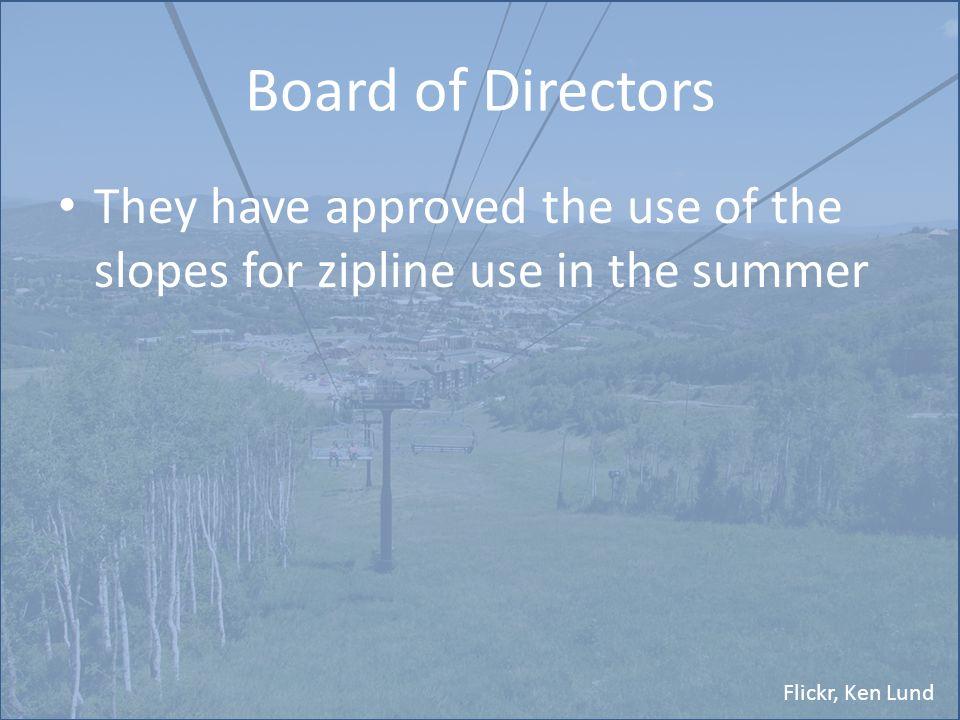 Flickr, Ken Lund Criteria Reminder You must create a zipline carrier that: – attaches to the existing zipline.