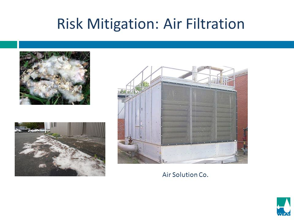 Risk Mitigation: Air Filtration New Slide Air Solution Co.