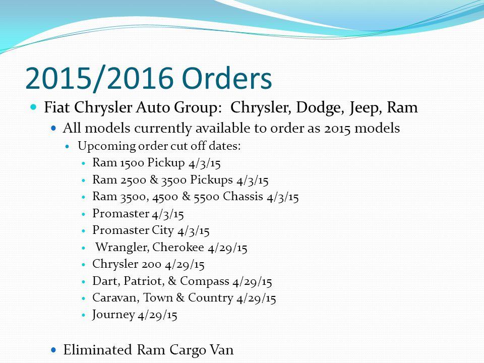 Contact Information Scott Kussow & Chrissy Gensch Ewald Automotive Group 36833 E.