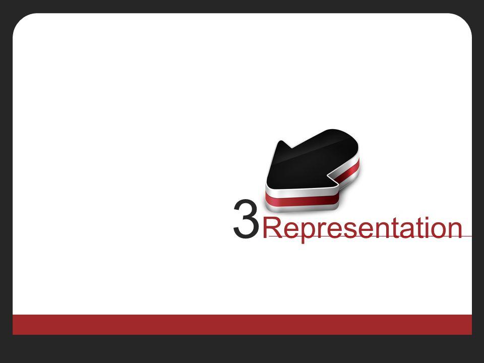 3 Representation