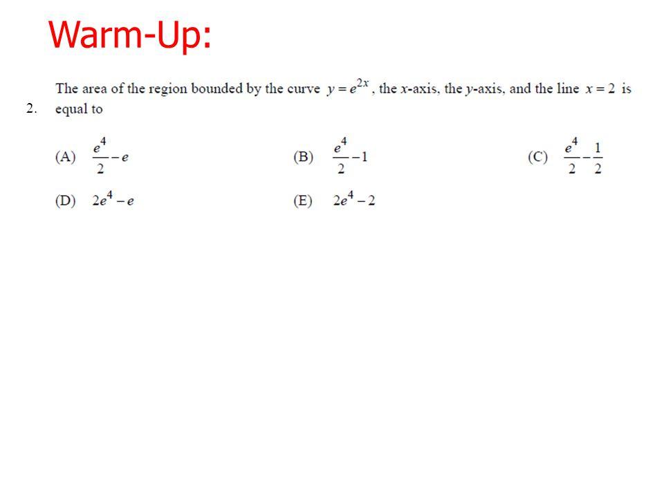1. Warm-Up:
