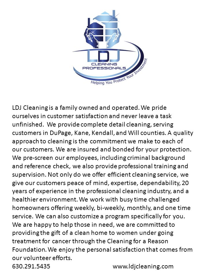 Frequently Asked Questions Why hire a residential cleaning service .