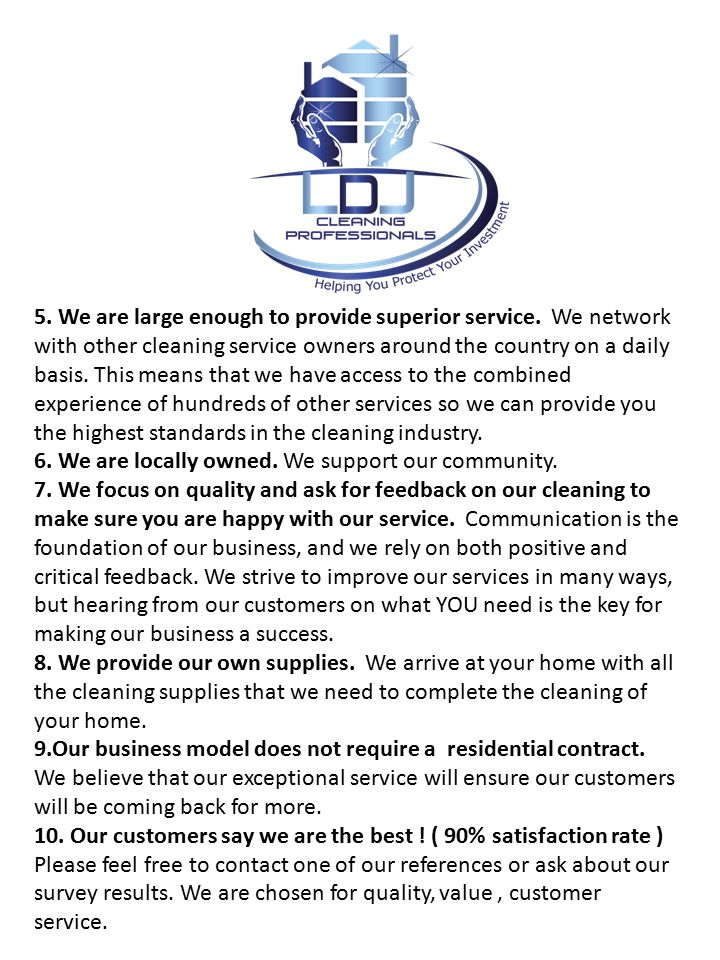 What our Customers are saying about us .