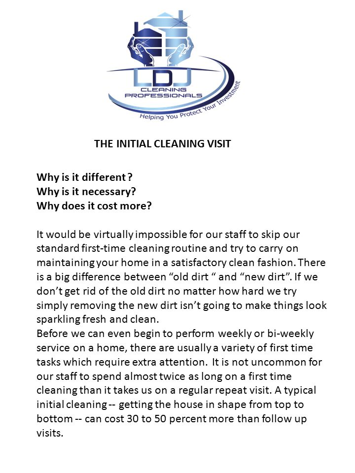 Benefits of Choosing Us. All employees are insured and bonded.