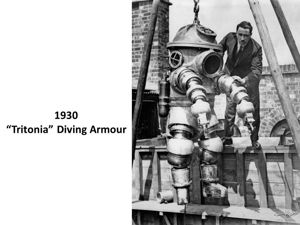 1930 Tritonia Diving Armour