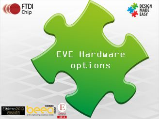EVE Hardware options
