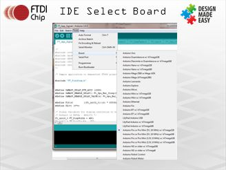 IDE Select Board