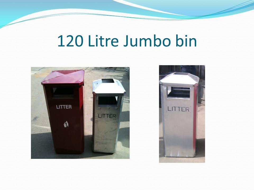 120 Litre Jumbo bin