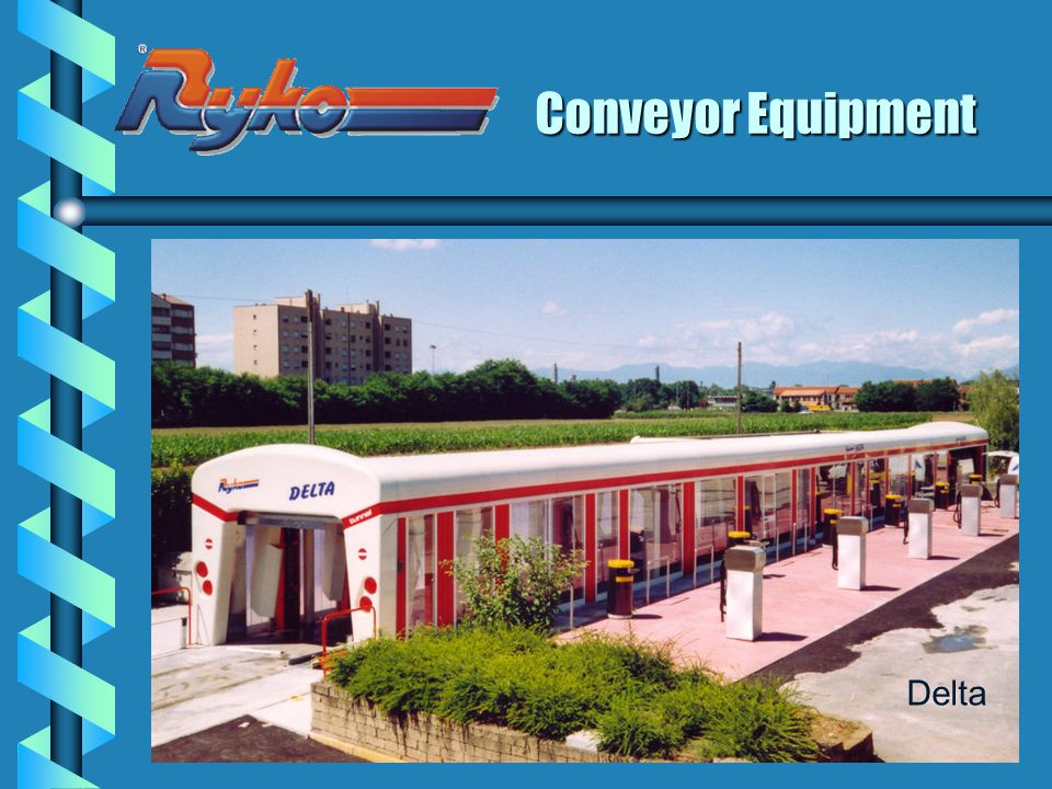 Conveyor Equipment VistaSuper Vista