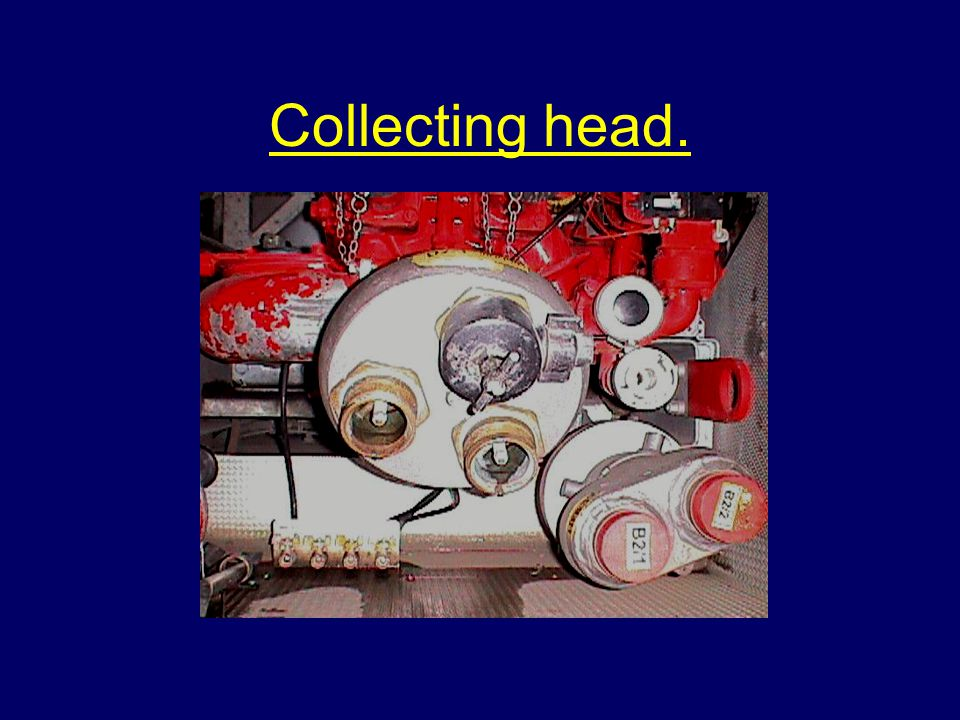 Collecting head.