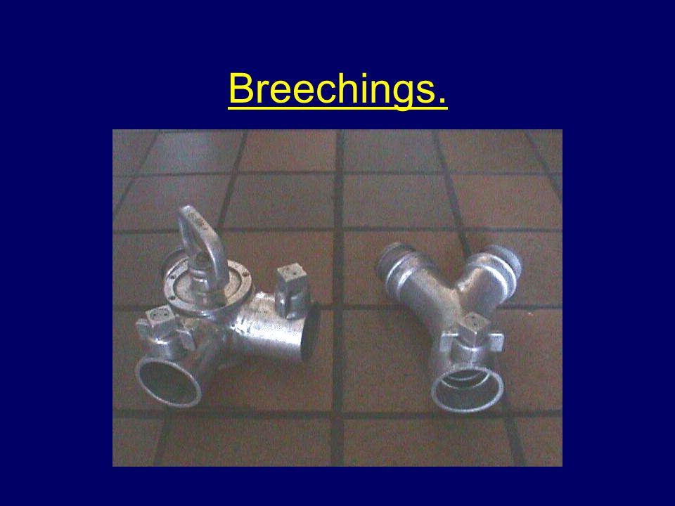 Breechings.