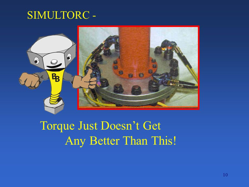 10 SIMULTORC - Torque Just Doesn't Get Any Better Than This!