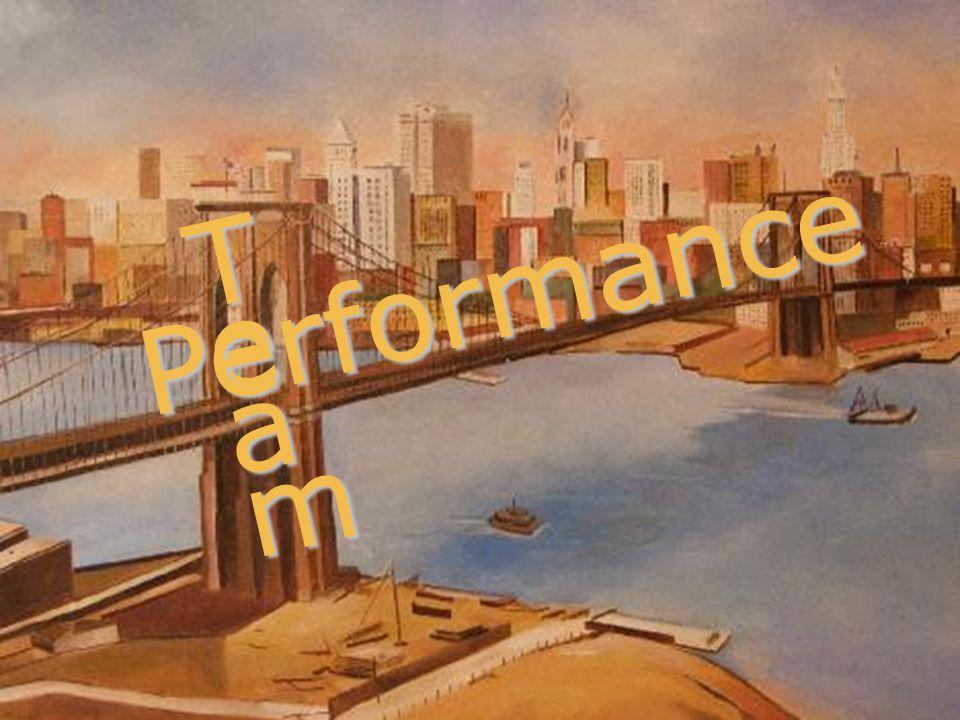 TeamTeamTeamTeam Performance